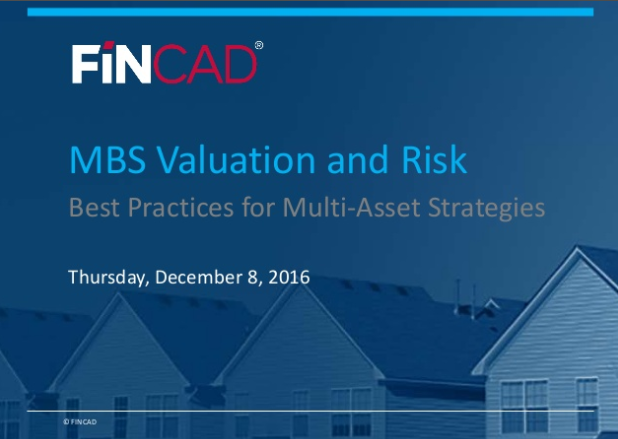 MBS Best Practices for Multi-Asset Strategies