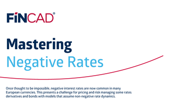 Mastering Negative Rates eBook