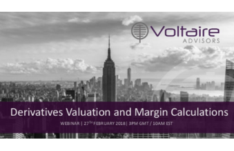 Derivative Valuation and Margin Calculations