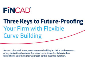 Three Keys to Future-proofing Your Firm with Flexible Curve Building: eBook