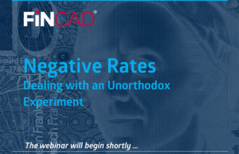 Negative Rates: Dealing with an Unorthodox Experiment